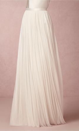 BHLDN Anika Tulle Skirt